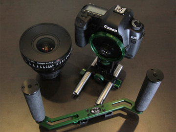 Rent: PL mount Canon 5D MKII Package