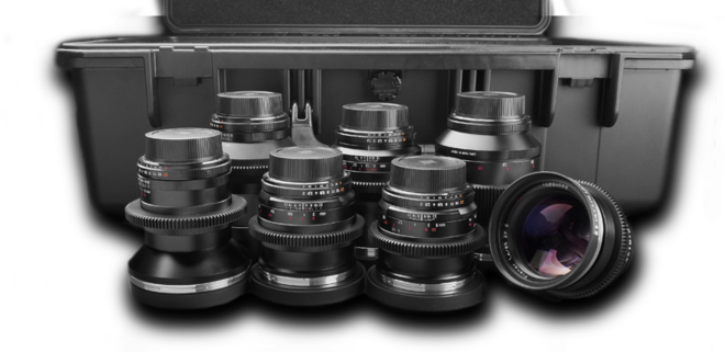 ZEISS Classic ZF.2 Canon EF Mount  7-lens Set