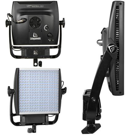 Lightpanels Astra 1x1 Bicolor V-mount Plate