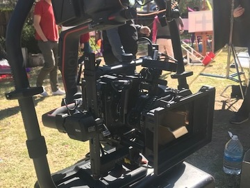 Rent: DJI Ronin 2 Pro Kit + easyrig (free delivery available)
