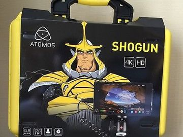 "Rent: Shogun  7"" monitor/recorder"