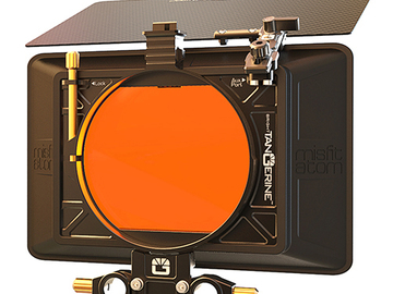 Rent: Bright Tangerine Mistfit Atom with ND's and Diffusion