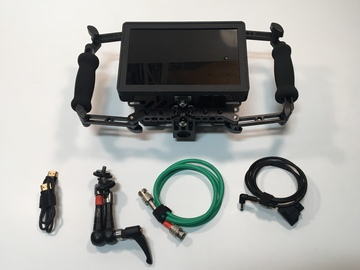 Rent: Wireless SmallHD AC7-LCD SDI/HDMI 7-in Field Monitor