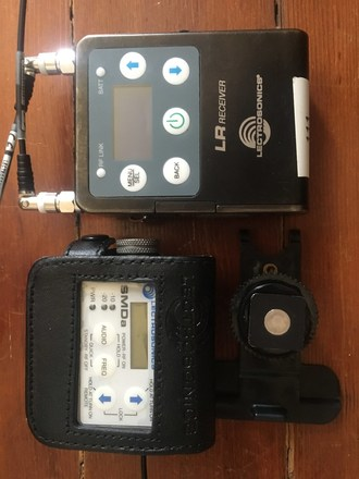 Lectrosonics LR  and SMDa Wireless Kit with Cos11d