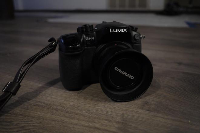Lumix GH4 + Olympus 25mm f/1.8 prime
