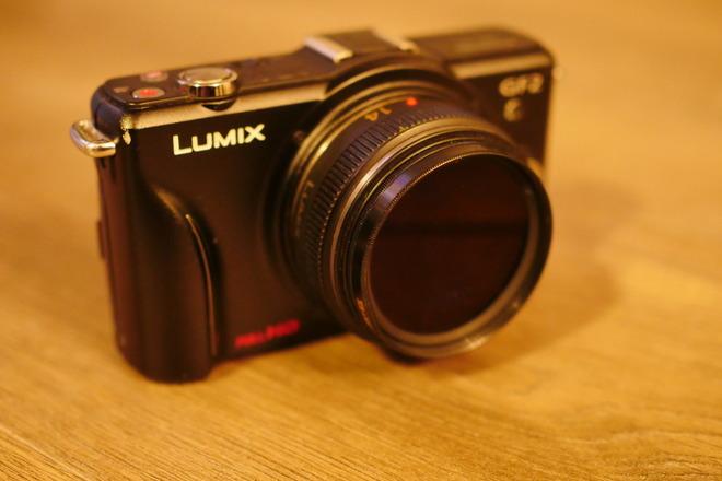 Panasonic Lumix DMC-GF2 Digital Camera