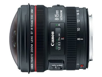 Rent:  Canon EF 8-15mm