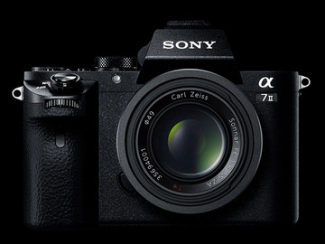Sony a7S II camera package w/ 2 lenses!