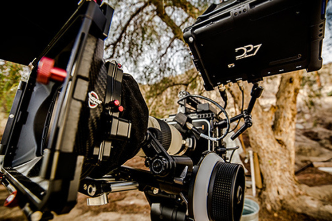 Blackmagic Cinema Camera 2.5K MFT/EF (Base Package)