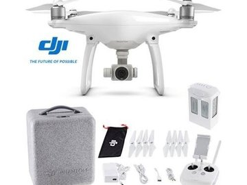 Rent: DJI Phantom 4 Pro+ Quadcopter