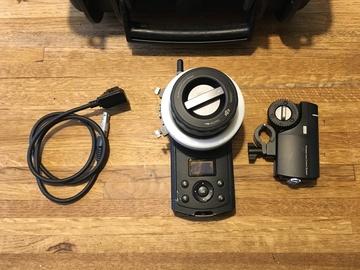 Rent: DJI Wireless Follow Focus + 2 V-mount Batteries