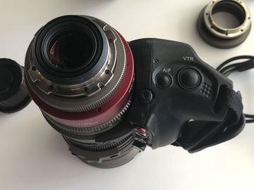 Rent: Angenieux EZ 2 15-40mm T2 w/ ENG SERVO GRIP