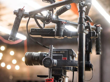 DJI Ronin-MX Gimbal with Ready Rig GS + ProArms