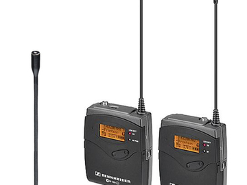 Rent: Sennheiser G3 + Countryman B3 (1 of 2)