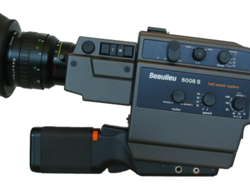 Rent: Beaulieu 6008S + choice Schneider or Angenieux lenses