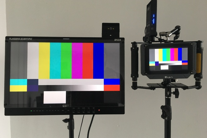 "Director's Video Bundle: Flanders 21""+ Ikan+ Teradek set 1:2"