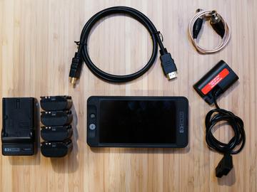 SmallHD 502 SDI&HDMI