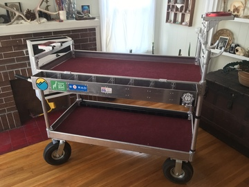 Rent: Yeager & Sons Senior Camera Cart