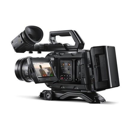 URSA 4.6K+ Viewfinder, Shoulder Kit, Canon f/2.8L 24-70mm II