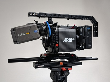 Rent: ARRI Alexa Mini 4:3 and Raw EF or PL BASIC KIT