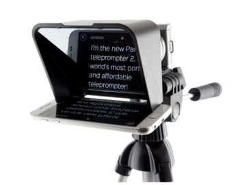 Rent: Parrot Teleprompter V2