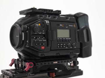 Blackmagic URSA Mini Pro base kit - EF MOUNT