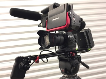 Rent: Canon C300 Mark I