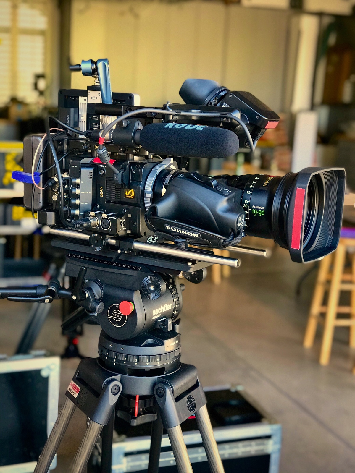 Rent a Sony PMW-F55 CineAlta 4K Digital Cinema Camera, Best Prices |  ShareGrid Las Vegas