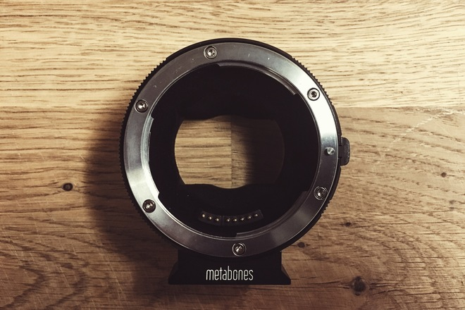 Metabones Canon EF to Sony E Mount T Smart Adapter (Mark IV)