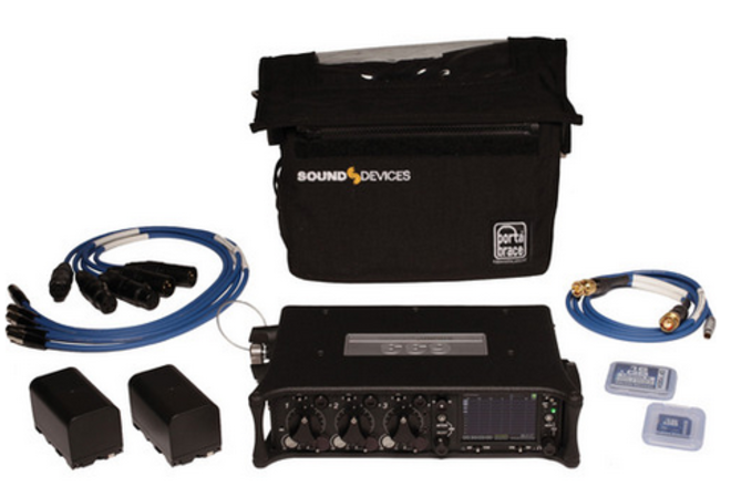 Sound Devices 633 Interview/ ENG Package