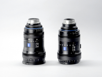 Rent: Zeiss 15-30mm T2.9 / 28-80mm T2.9 PL or EF