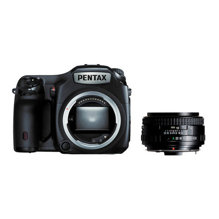 Pentax 645z w/ 75mm Lens Kit