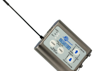 Rent: Lectrosonics wm watertight transmitter blk 25