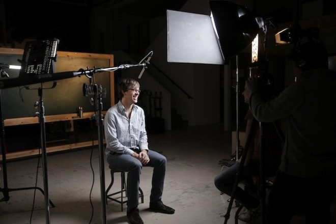 Canon 5D Mark III Full Interview package camera/sound/lights