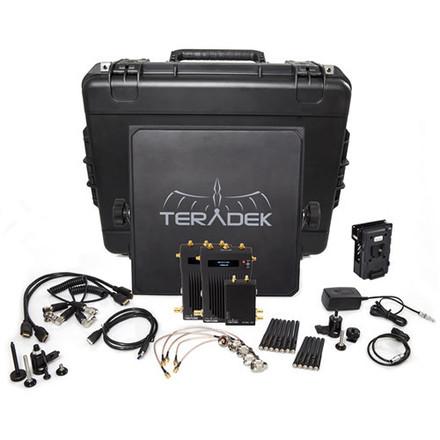 Teradek Bolt Pro 1000 SDI/HDMI 1:2 Kit - 2x Receivers
