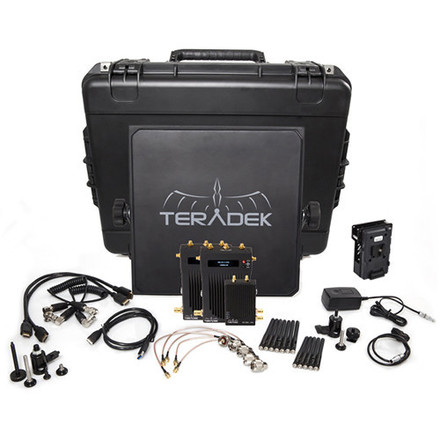 Teradek Bolt Pro 1000 SDI/HDMI 1:2 Kit - 2x Receivers