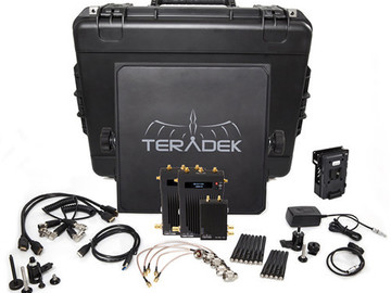 Rent: Teradek Bolt 1000 SDI/HDMI Transmitter & Dual Receiver Kit