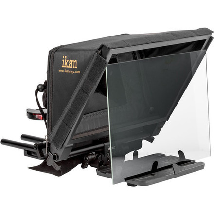 Ikan Elite V2 Universal Tablet Teleprompter w/ Remote & iPad
