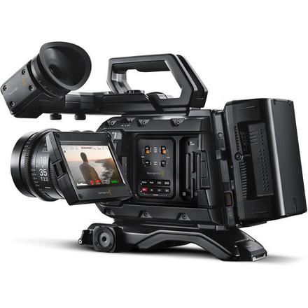 Blackmagic URSA Mini Pro 4k Cinema Camera