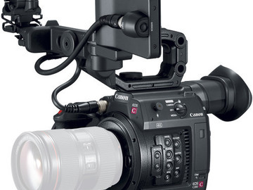Rent: Canon C200