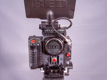 Rent: RED Scarlet Dragon 5k Cinema Camera - Basic Kit w/ V-Mount