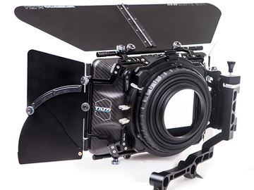 "Rent: Tilta 4 x 5.65"" carbon fiber matte box MB-T04"