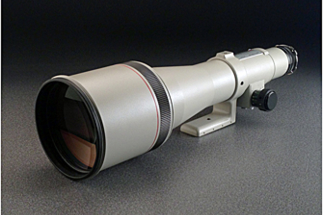 Canon 800mm f/5.6 PL mount lens