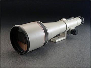 Rent: Canon 800mm f/5.6 PL mount lens