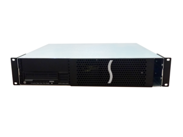 Rent: PCI-E Thunderbolt Expansion Chassis with LTO-6 Tape Drive