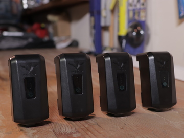 Rent: MoVI Pro Batterries (4) + 2 Chargers