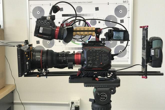 Panasonic EVA1 (AU-EVA1) 5.7K Super 35mm EF or PL (1 of 2)