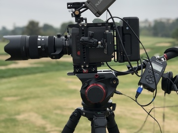 Rent: ARRI Alexa Mini - Lightweight package