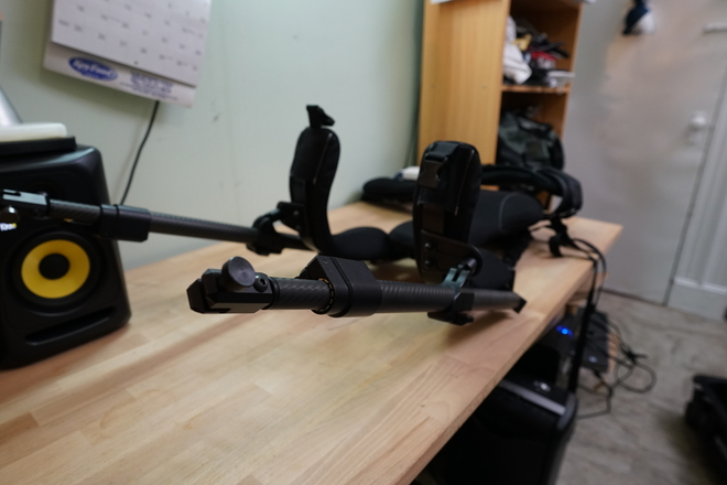 Ready Rig 40 lb Gimbal Support (GS) Pro Arm Kit for Ronin 2