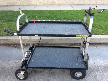 Rent: Junior Magliner Cart (Attached Battery Backup Included)